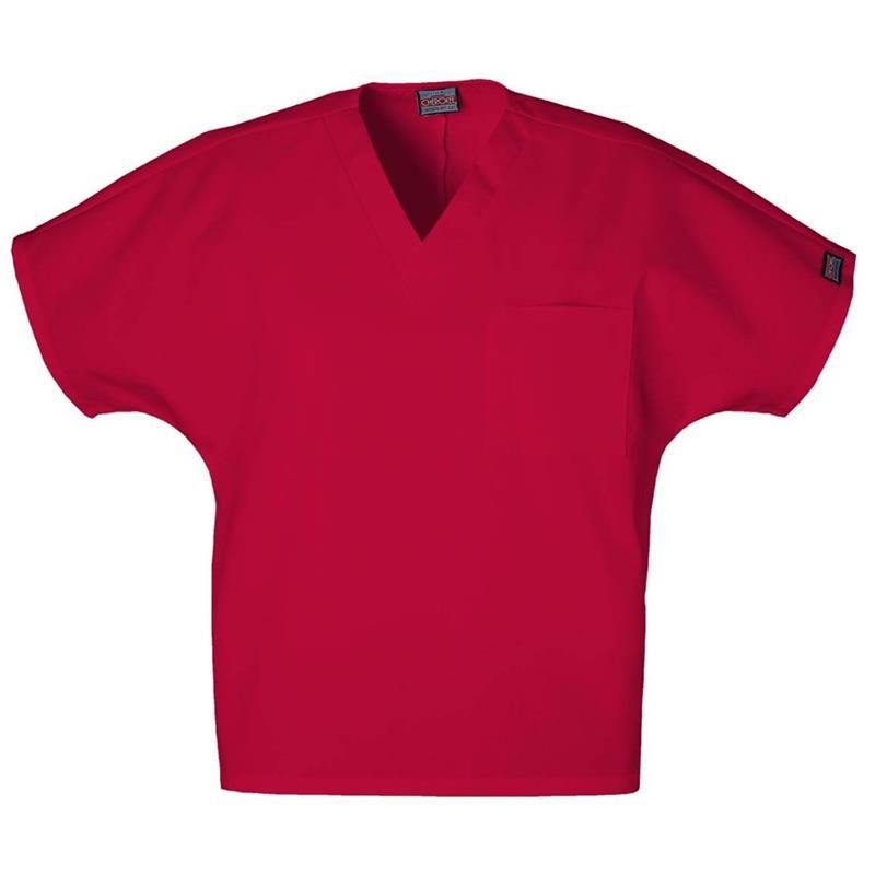 Ciel Cherokee Workwear Unisex V Neck Scrub Top 4777 CIEW
