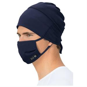 Navy, Mask Only Scrub Hat Not Included